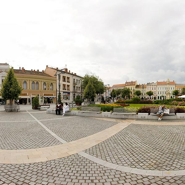 Szombathely - city center